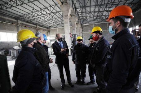 Hoxhaj në Suharekë: PDK ka plan konkret për rimëkëmbjen ekonomike të Kosovës