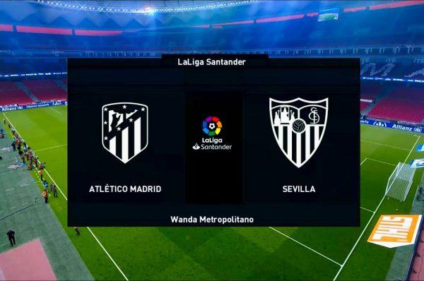"""Derbi në La Liga, Sevilla udhëton drejt """"Wanda Metropolitanos"""""""