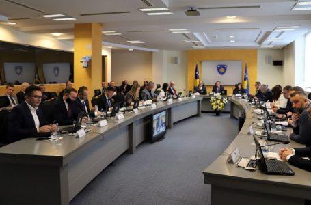 Të gjitha vendimet e marra nga Qeveria në mbledhjen e sotme elektronike