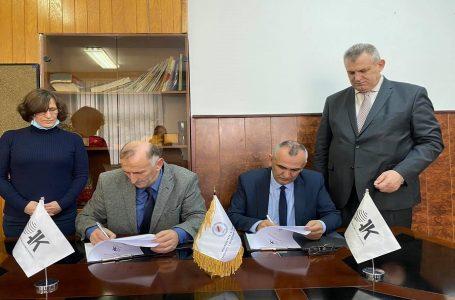 OAK nënshkruan marrëveshje bashkëpunimi me Fakultetin e Bujqësisë dhe Veterinës