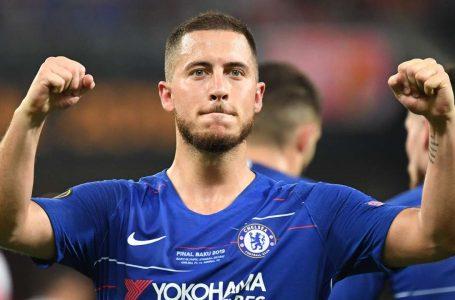 Chelsea po konsideron rikthimin e Eden Hazard