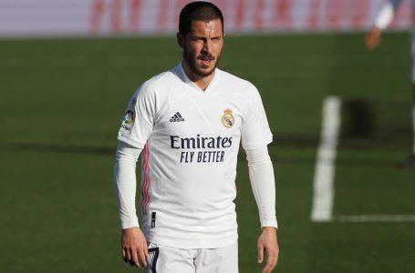 Real Madrid është i hapur për shitjen e Hazard gjatë afatit kalimtar të janarit