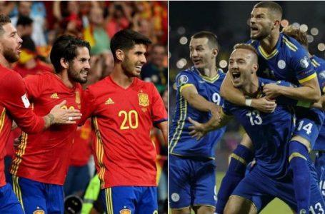 Qeveria spanjolle jep leje për zhvillimin e ndeshjes me Kosovën në Spanjë