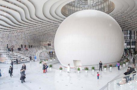 10 bibliotekat më të mrekullueshme në botë