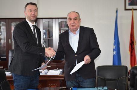 Istogu do të përfitojë dy projekte infrastrukturore nga Ministria e Infrastrukturës