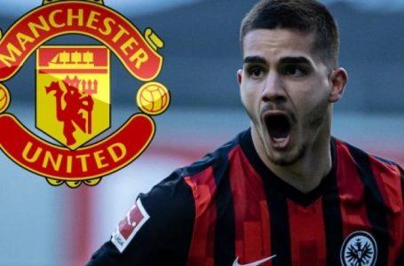 Andre Silva i lumtur me interesimin e Manchester Unitedit