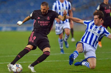 """Lufta për titull, Real Madridi """"testohet"""" sot përballë Real Sociedadit"""