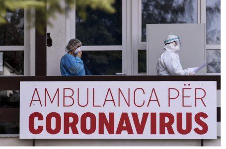 Mbi 12 mijë raste aktive me COVID-19 në Kosovë