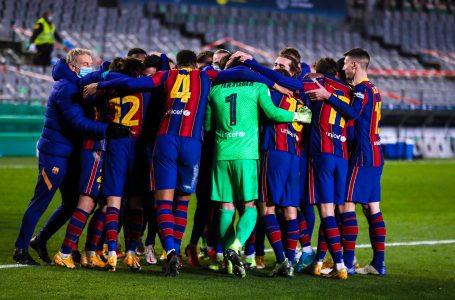 Barcelona arrin në finale të Kupës së Spanjës