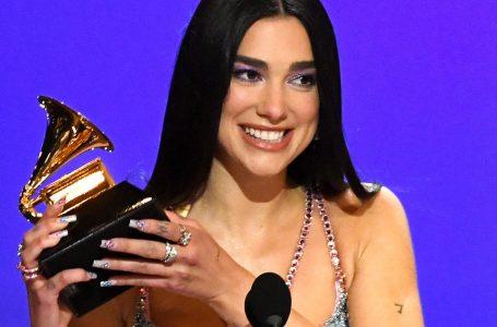 Wow! Dua Lipa rrëmben çmimin e rëndësishëm në 'Grammy'! Ja lista e plotë e fituesve