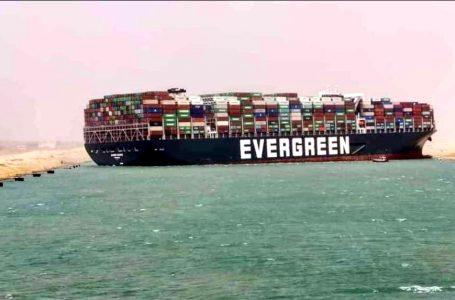 Çka dihet për bllokimin e anijes Ever Given në kanalin e Suezit ?