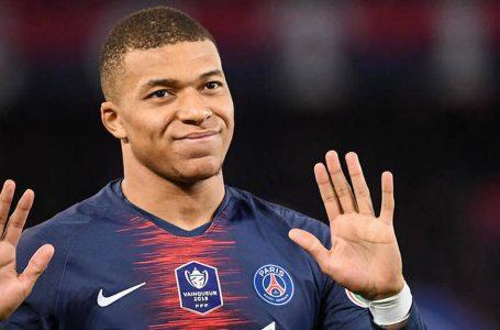 Mbappe është në dyshim për tu paraqitur në gjysmëfinalen e Ligës së Kampionëve kundër Manchester Cityt