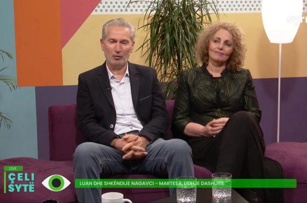 Çifti Nagavci plot 37 vjet martesë të lumtur