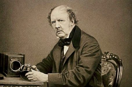 Imazhe të rralla të një prej pionierëve të fotografisë