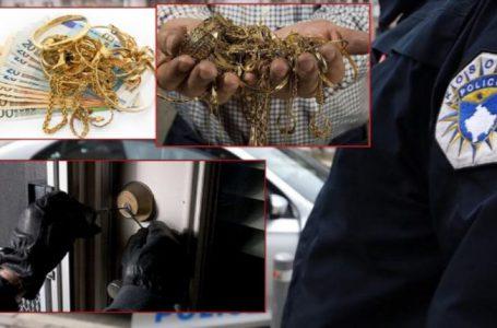 Vidhen stoli ari në vlerë 25 mijë euro në një shtëpi në Rahovec