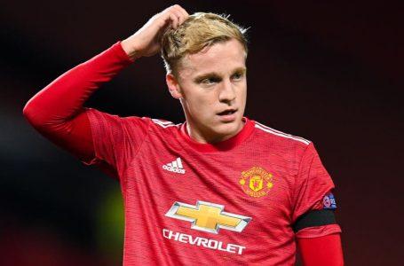 Manchester Unitedi bllokoi largimin e Van de Beek në afatin e janarit