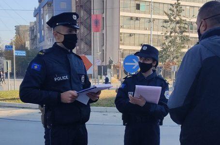 Policia shqiptoi 609 gjoba për shkelësit e masave antiCOVID-19