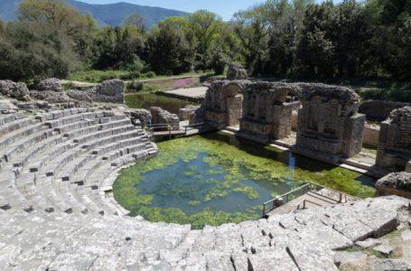 Butrinti, mes dhjetë vendeve antike të botës së sotme