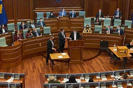 81 deputetë marrin pjesë në votimin për president, Osmani nuk merr vota të mjaftueshme