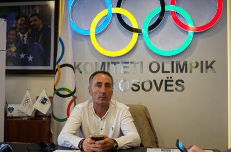 Krasniqi bën thirrje për investim në infrastrukturën sportive dhe mbështetje të sportistëve