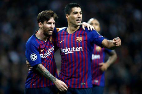 Suarez e këshillon Messin të qëndrojë te Barcelona