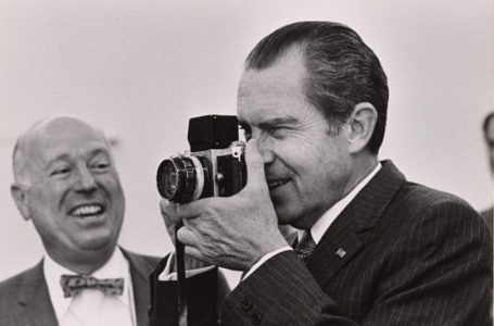 George Tames, shqiptari që fotografoi dhjetë presidentët amerikanë