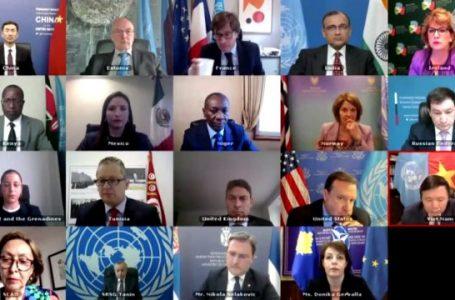 Rusia kërkon që Gërvalla ta heqë flamurin e Kosovës në seancën e Këshillit të Sigurimit, reagon Britania e Madhe