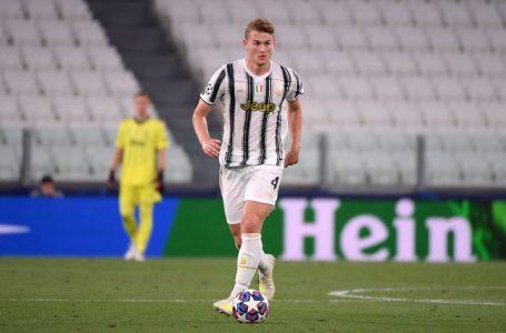Barcelona e interesuar për transferimin e mbrojtësit të Juventusit De Ligt