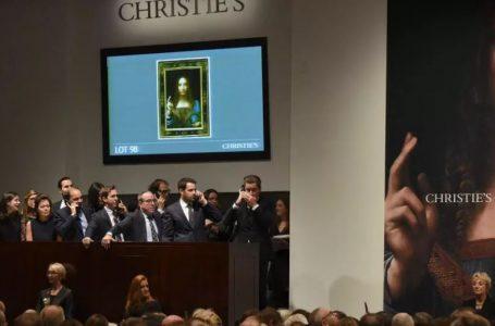 Pikëpyetjet mbi autorësinë e pikturës që u shit si vepër e Da Vincit