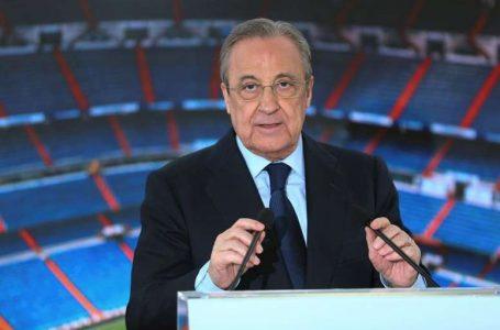 Perez i zbulon të gjitha çfarë kanë ndodhur te Real Madridi