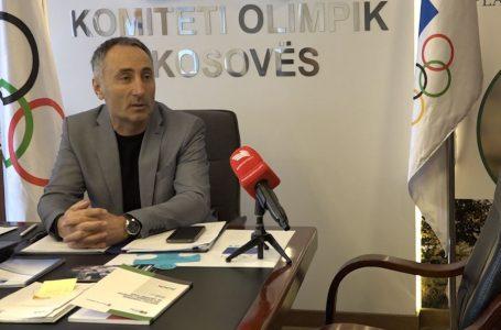 Presidenti i KOK-ut takohet sot me Lorik Canën