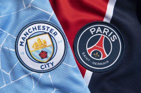 PSG-Manchester City, formacionet e mundshme