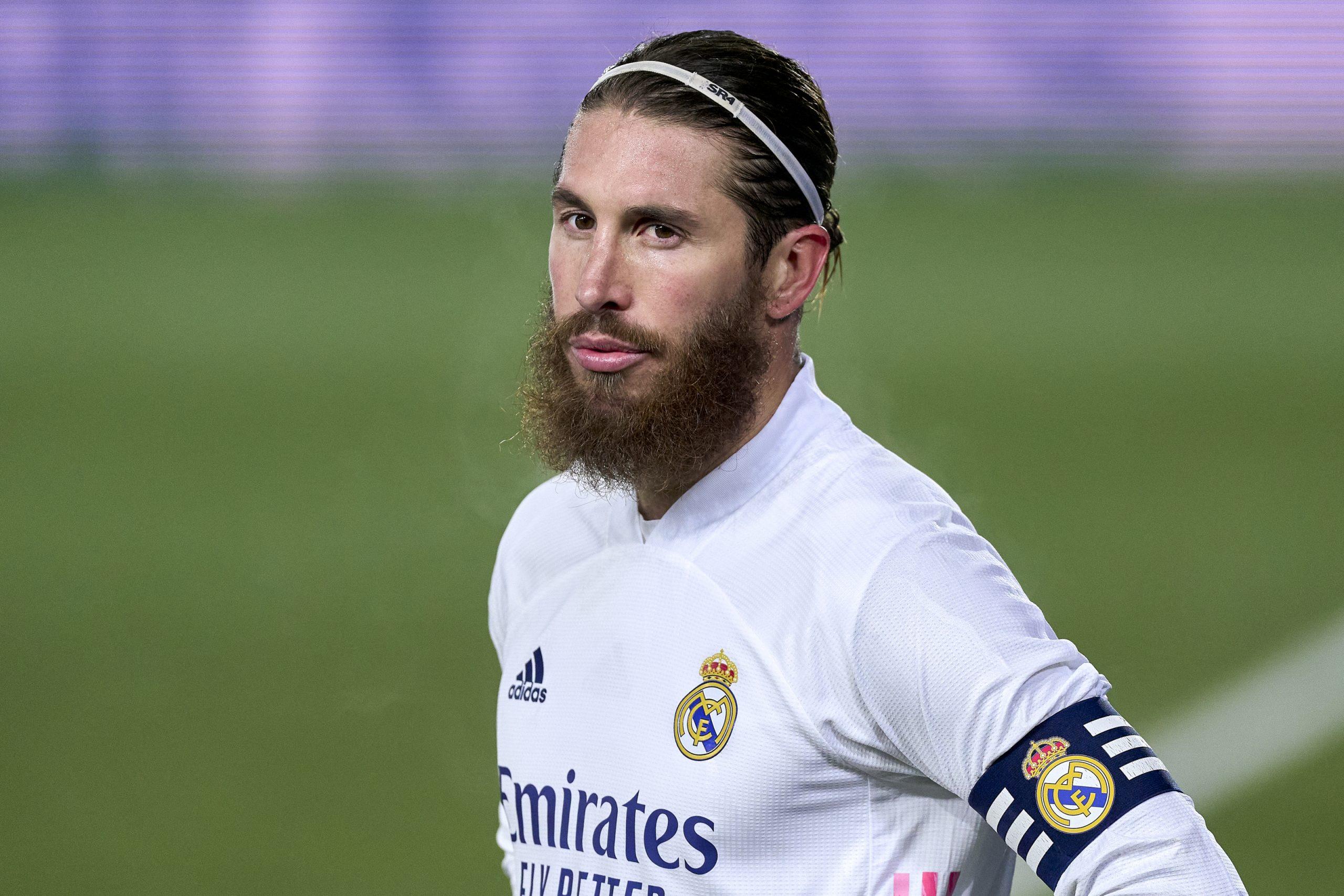 Sergio Ramos dëshiron të qëndrojë në Real Madrid