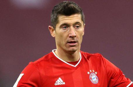 Robert Lewandowski preferon kalimin në Premier Ligën angleze