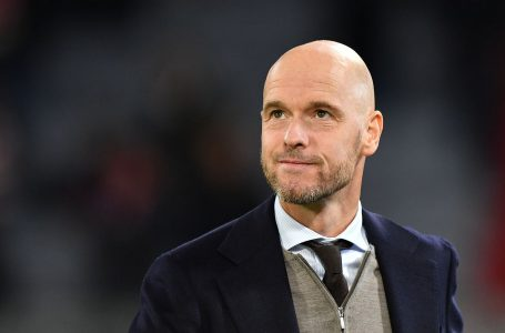 Erik ten Hag refuzon Tottenhamin, rinovon kontratën me Ajaxin