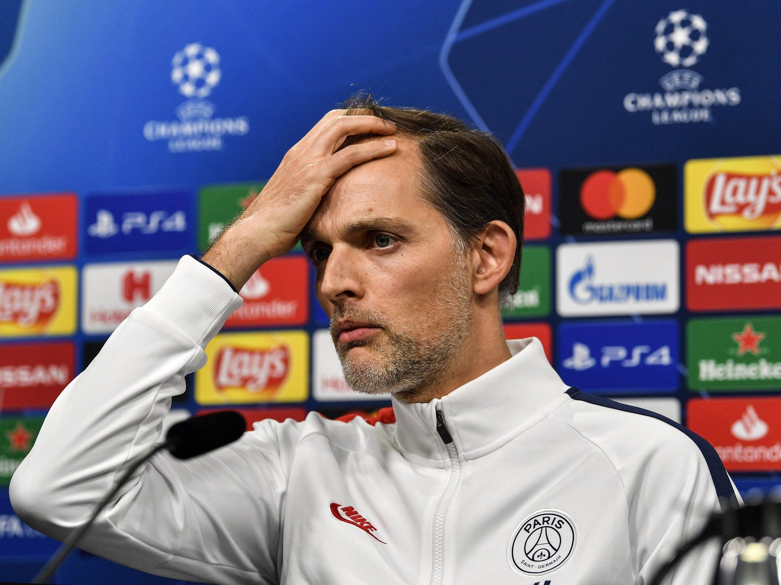 Tuchel i zhgënjyer me barazimin ndaj Real Madridit