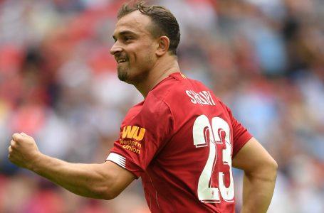 Xherdan Shaqiri dëshiron të largohet nga Liverpooli