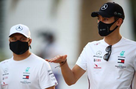 Mercedes planifikon shkëmbimin e pilotëve në mes të sezonit