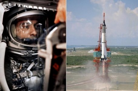 Amerikani i parë që udhëtoi në hapësirë