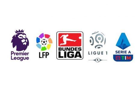 Programi i ndeshjeve të sotme në ligat evropiane