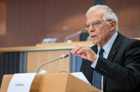 Borrell fton Kurtin dhe Vuçiqin që sa më shpejt t'i kthehen dialogut