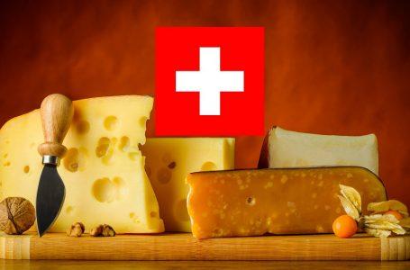 Pse djathi i Zvicrës ka vrima?