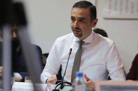 Valdrin Lluka: Shpenzimet e energjisë elektrike në veri të vendit nuk mund të paguhen nga Fondi për Veriun