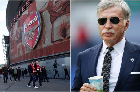 Pronari i Arsenalit, Stan Kroenke i gatshëm që të shes klubin