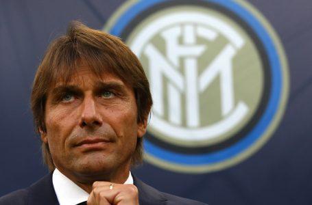 Tottenham synon trajnerin e Interit, Antonio Conte për sezonin e ardhshëm