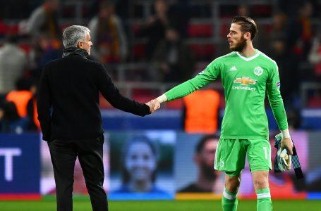 Jose Mourinho e dëshiron De Gean te Roma