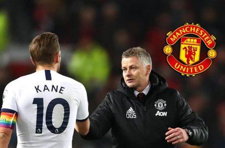 Manchester United është i gatshëm të ofrojë mbi 100 milionë euro për të siguruar shërbimet e Harry Kane