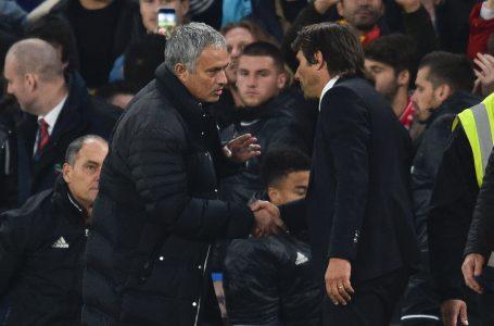 Antonio Conte e mirëpret Jose Mourinhon në Itali