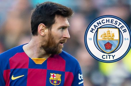 Manchester City të gatshëm të bëjnë ofertë për Messin