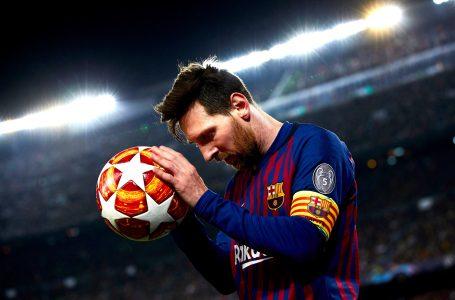 Barcelona afër marrëveshjes me Messin për kontratën e re